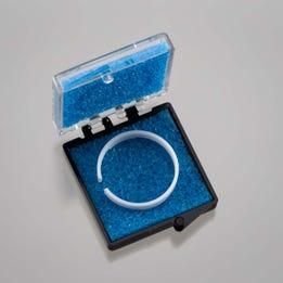 Fixing ring for sample carrier HTK 1200N