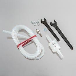 Check valve silicone hose 3X5